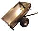 Jednonápravové vozíky za štvorkolky