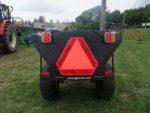 Vozík pre štvorkolky s LED svetlami