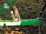 ATV vozík Záhradkár - zapojenie za záhradným traktorom