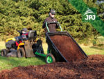 sklopný ATV vozík záhradkár