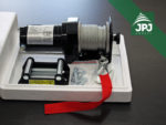 elektrické navijaky JPJ Forest